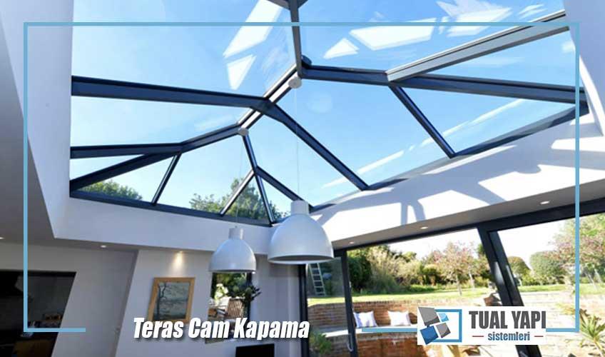 Teras Cam Kapama