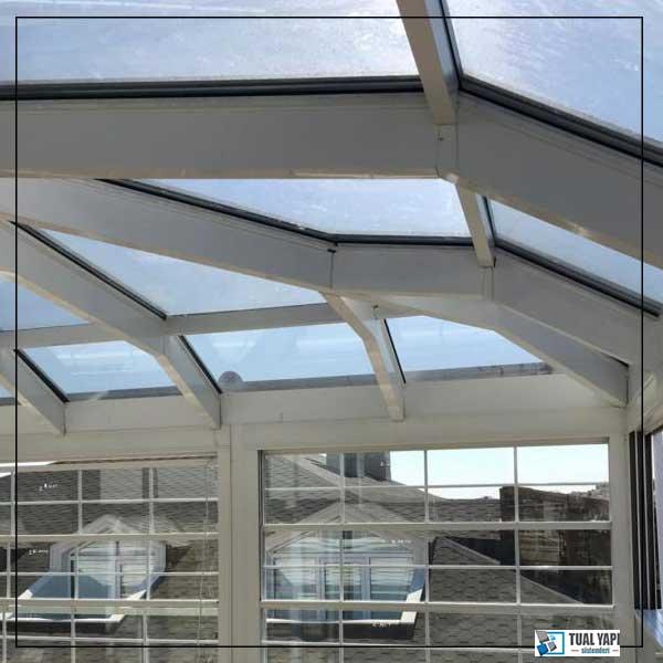 çatı katı teras kapatma fiyatları